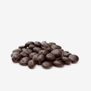 bombon pasas chocolate belga Importaco