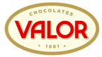 logo chocolates valor