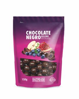 chocolate relleno frutas Importaco alianza Mercadona