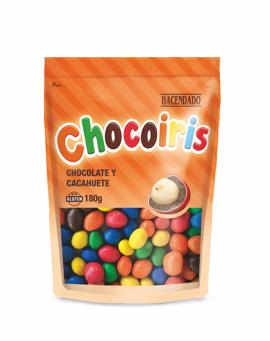 chocolatinas de cacahuete Importaco alianza Hacendado