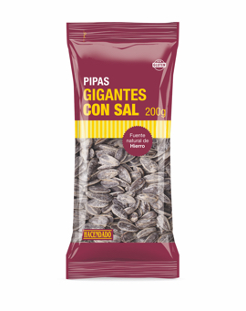 pipas gigantes con sal Importaco alianza Hacendado