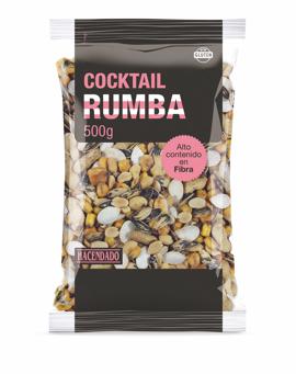 cocktail rumba Importaco alianza Hacendado