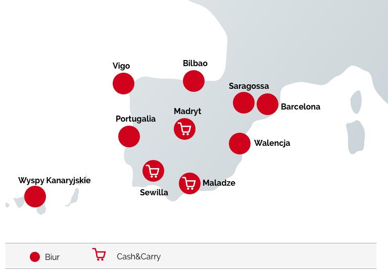 mapa movilidad en polaco