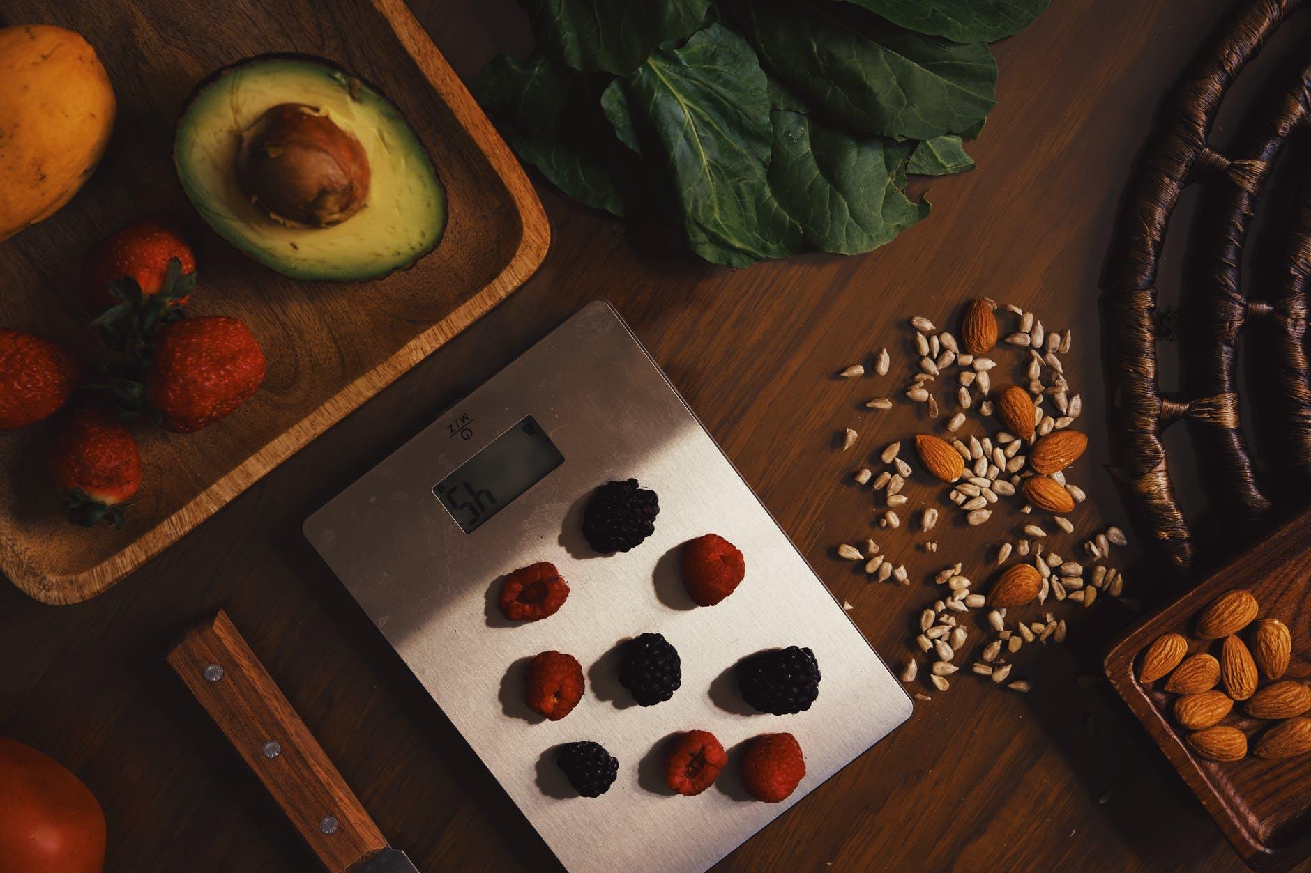 frutos secos gastronomía