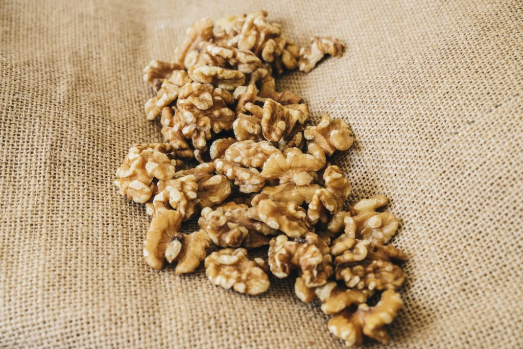 walnuts dairy products